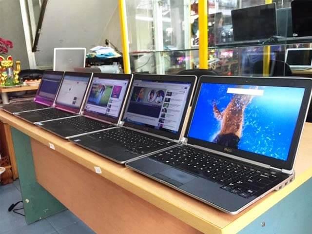 Lựa chọn cửa hàng để mua laptop cũ giá rẻ uy tín, chất lượng