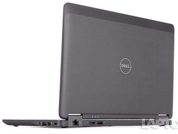 Hiệu năng Dell Latitude E7250